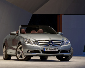 E 250 CGI BlueEFFICIENCY Cabriolet