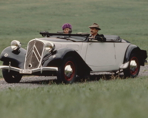 Traction Avant 11BL Cabriolet