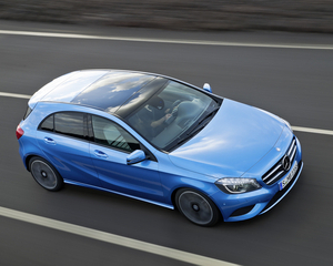 A 180 CDI BlueEFFICIENCY Edition
