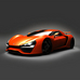 Mercedes-Benz T 80  vs Trion Nemesis vs Ferrari 575 GTZ vs Volkswagen Golf Cabrio 1.2 TSI