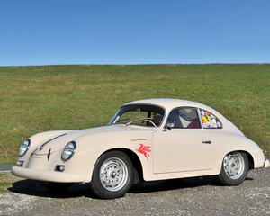 356 A Carrera 1500 GT Coupé by Reutter