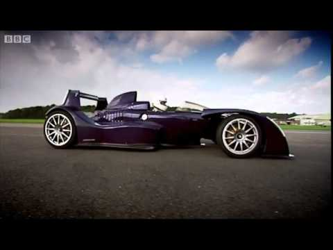 Caparo T1 car review - Top Gear - BBC