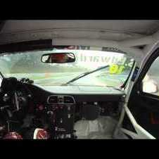 Porsche World Cup Nordschleife Onboard with Sean Edwards