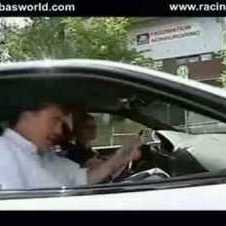 Top Gear - One lap around Nurburgring on BMW M5