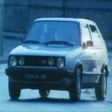 VW Golf GTi Commercial