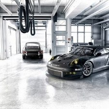 The new Porsche 911 RSR. Quintessence of a success story