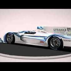 Strakka Racing P1 Honda Performance Development HPD ARX-03a Render