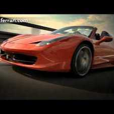 Ferrari 458 Spider - official video
