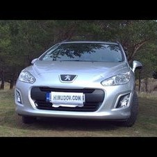 Peugeot 308 SW Access 1.6e HDI/112 BM6 STT Exterior and Interior in Full 3D HD