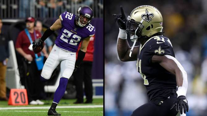 Vikings Vs Saints - Divisional Round