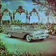 1950's & 1960's Car Commercials - Amazing New Features!