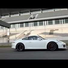 Porsche 911 GT3 (991) launch video with engine sound